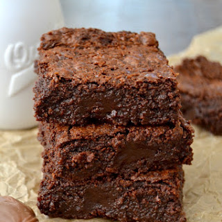Triple Chocolate Nutella Brownies