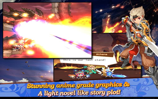 Sword Fantasy Online - Anime MMO Action RPG 7.0.23 screenshots 6