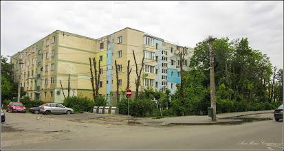 Photo: Turda - Str. Amurgului , intersectie cu Str. Macilor,  pubele subterane  - 2019.05.08