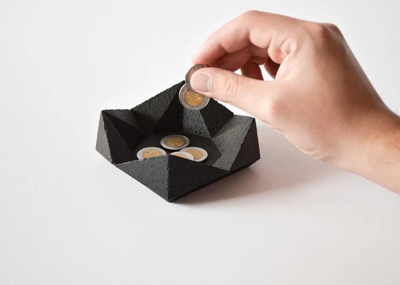 Objetos utilitarios que convergen entre exploración geométrica y simplicidad