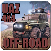 4X4 UAZ Russian SUV Off-road