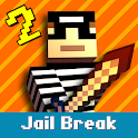 Cops N Robbers: Pixel Prison Games 2 icon