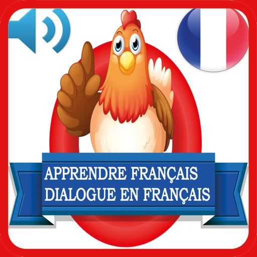 Apprendre Français- dialogue en francais Icon