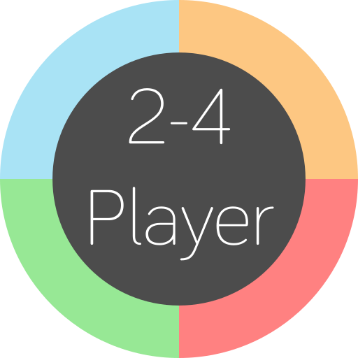 2-4 Player Game Collection Pro