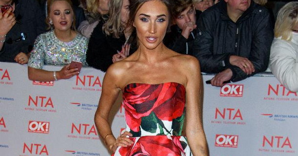 Megan McKenna 'shaking with fear' over stripping