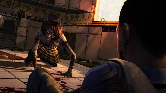 The Walking Dead Season ONE 1.04 Apk + Mod + Data for Android 1