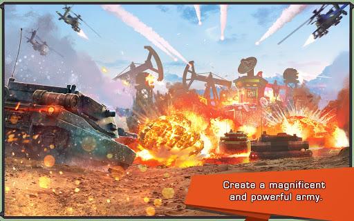 Iron Desert - Fire Storm screenshot 11