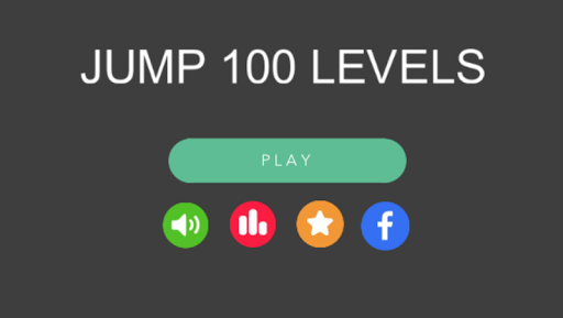 Jump 100 levels addicting game android2mod screenshots 1