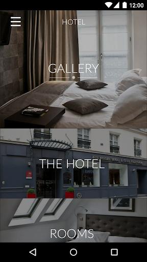 Hotel Le Carre Folies Opera
