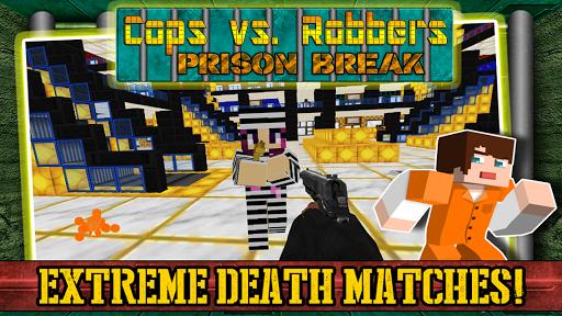 Cops vs Robbers Prison Break