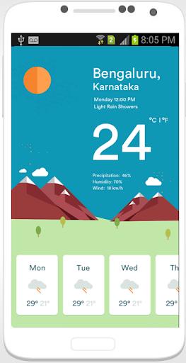 Weather Offline  screenshots 4