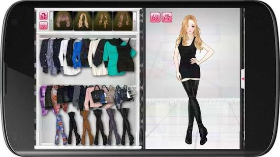 Luella Avatar Dress Up Screenshot Thumbnail
