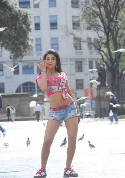 Shriya Saran thunder thighs
