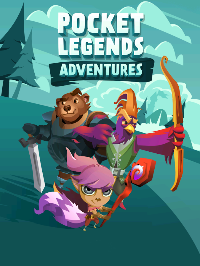 Pocket Legends Adventures- screenshot