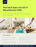 Westchester Hills - Poster item