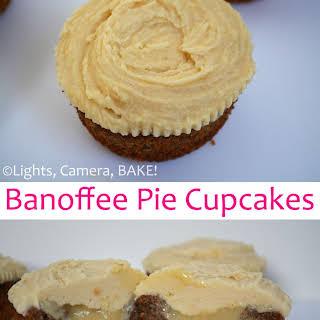 Banoffee Pie Cupcakes.
