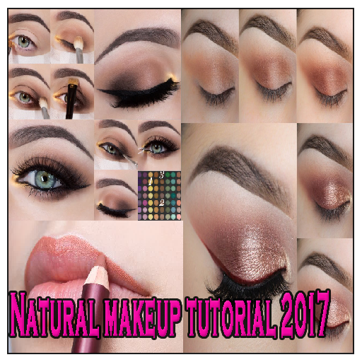 Natural makeup tutorial 遊戲 App LOGO-硬是要APP