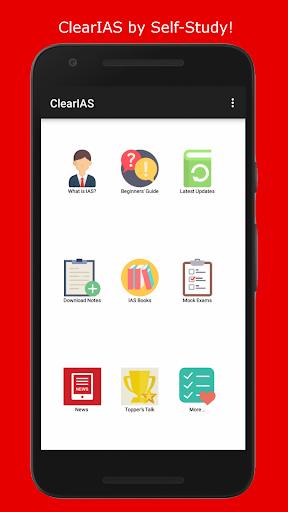 ClearIAS - Self-Study App for UPSC IAS/IPS Exam 51 screenshots 1