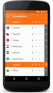 Oranje- screenshot thumbnail