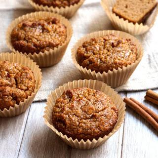 Paleo Pumpkin Spice Muffins (Nut-free).