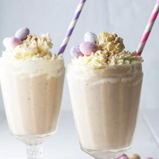 Cadburrys Mini Egg Milkshake.