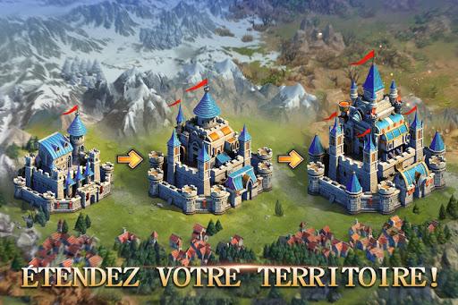 Kingdoms Mobile - Total Clash fond d'écran 2