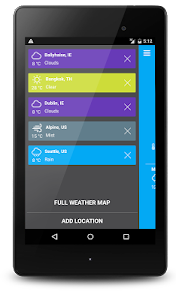 Quick Weather Free Weather App screenshot 18