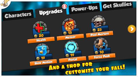 Super Falling Fred Screenshot 5