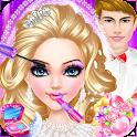 Elsa boda de maquillaje Salón icon