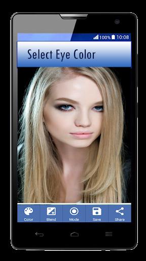 Eye Color Changer u2013 Eye Lens Photo Editor  screenshots 7