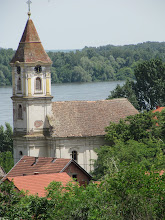 Photo: Day 77 - View of the Danube in the Village of Opatovac