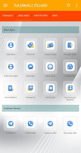 RAJAWALI RELOAD screenshot 1