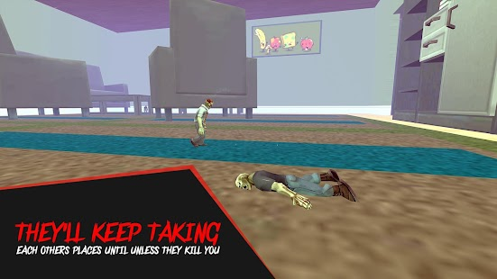 Funny Little Zombies - FPS Zombie Shooter Game- screenshot thumbnail