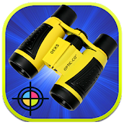 App REAL TELESCOPIC BINOCULARS :SUPER ZOOM&&CLEAR VIEW APK for Kindle