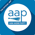 Aam Aadmi Party *Official* App icon