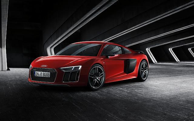 Audi R8 Tab