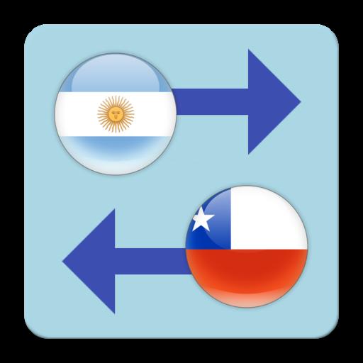 Argentine Peso x Chilean Peso (app)