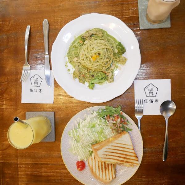 伍伍零 - 咖啡與餐 台北 士林 芝山站 咖啡店推薦 鬆餅酥脆的好好吃