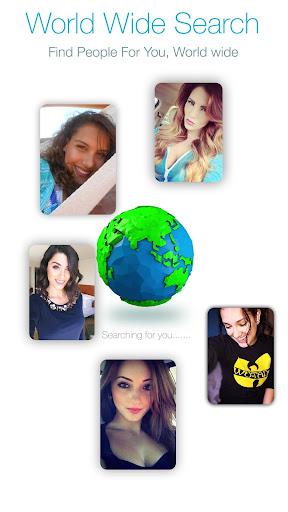 Omega Random Video Chat Omegle 1.0 screenshots 7