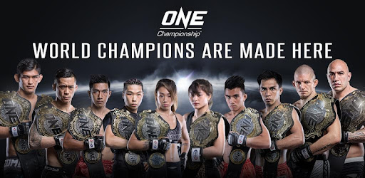 Best One For All Champs 2019 ONE Championship   Apps on Google Play