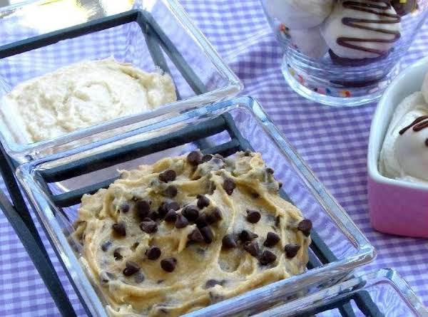 Safe-to-eat Sugar Cookie Dough Recipe