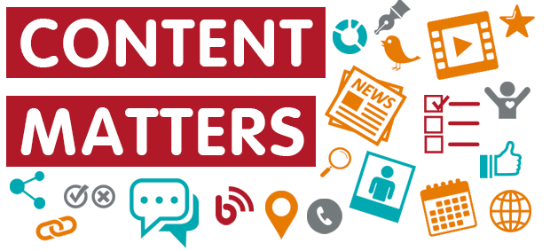 Image result for content matters