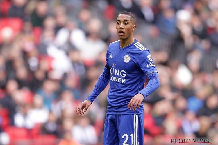 Youri Tielemans, transfert record de Leicester City ? Ce serait en bonne voie !