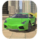 Extreme Car Driving Simulator Wallpaper Theme Icon