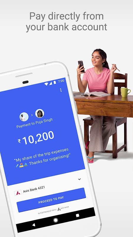 Download Google Pay (Tez) - a simple and secure payment app APK 28 0