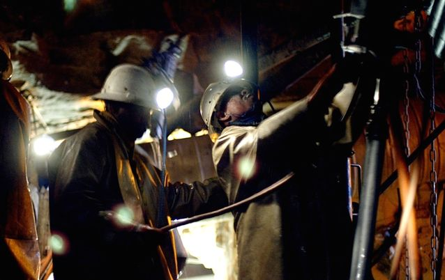 CLAIMS: The Compensation Commission for Occupational Diseases has a backlog of 106,000 claims, commissioner Barry Kistnasamy says. About 400,000 former mine workers still need to be traced. File picture: SUNDAY TIMES
