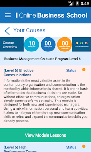 Online Business School- screenshot thumbnail