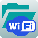 WiFi file manager PRO key icon