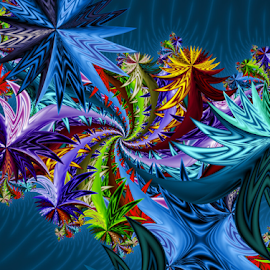 HAPPY NEW YEAR! by Cassy 67 - Illustration Abstract & Patterns