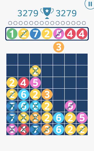 Drop Numbers